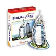 Cubic Fun Burj Al Arab S3007h 3D Puzzle- 17Pieces