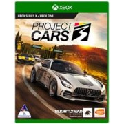 Xbox One Game Project Cars 3, Retail Box, No