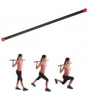 Body Bar Kinefis 8 kg: Ideal para treinamento funcional, cardio, estiramentos, yoga, pilates, classes coletivas