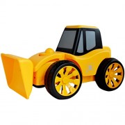 Trinkets & More™ - JCB Front Loader Construction Vehicle | Remote Control Full Rotation and Sound | Fun Toys Kids 3 + Years