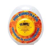 SolarPill folyékony szolártakaró labda medencevíz melegen tartásához