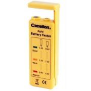 Camelion BT-0503 elemteszter LED-indikátoros
