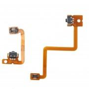 EW Hombro L/R Botón Interruptor de ignición de izquierda a derecha cable Flex para Nintendo 3DS