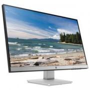 Монитор HP 27q, QHD 27 инча (2560 x 1440/60 Hz), LED, TN, HDMI, DVI-D, Display port, 3FV90AA