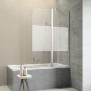 Get Wet Badwand Code R 2-delig 130x152 cm met Gesatineerde Band