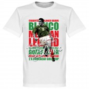 Retake Cuauhtémoc Blanco Legend T-Shirt - XS