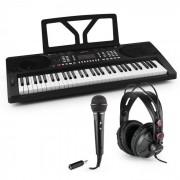 SCHUBERT Etude 300 Juego de teclado Auriculares Micrófono Adaptador (PL-30883-31457)