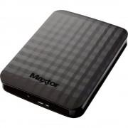 Vanjski tvrdi disk 6,35 cm (2,5 inča) 500 GB Maxtor M3 Portable Crna USB 3.0