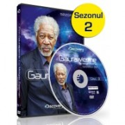 Prin Gaura de Vierme cu Morgan Freeman - Sezonul 2, Disc 3