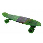 Toi-Toys Toi Toys skateboard met licht 55 cm groen