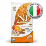 N&D Low Grain Dog Farmina N&D Low Grain Adult Mini Merluzzo e Arancia - 2,5 kg