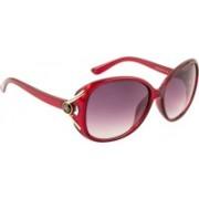 Voyage Over-sized Sunglasses(Black)