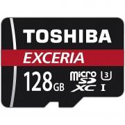 Toshiba Exceria microSDXC-Speicherkarte M302, 128 GB, Class 10 / UHS U3