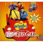 Video Delta Wiggles - Here Comes The Big Red Car - CD