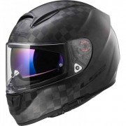 LS2 Casco Integrale Ff397 Vector Ct2 Solid Matt Carbon