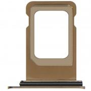 Avizar Bandeja de Substituição para Cartão Nano SIM Dourada para Apple iPhone XS Max