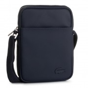Мъжка чантичка LACOSTE - Slim Vertical Camera Bag NH2340HC Peacoat 021