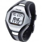 Sat za mjerenje pulsa bez prsnog pojasa PM 18 Beurer crna