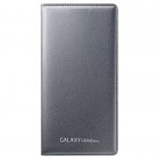 Capa Tipo Carteira com Cobertura EF-WG530BS Samsung Galaxy Grande Prime - Cinzento