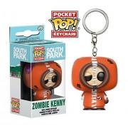 Funko Pop! Keychain South Park Zombie Kenny
