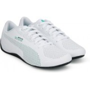 Puma MAMGP Drift Cat ultra Motorsport Shoes For Men(White)