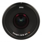 Zeiss Batis 2.8/18 mit Sony E Mount negro - Reacondicionado: como nuevo 30 meses de garantía Envío gratuito