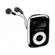 Intenso Music Mover MP3-spelare 8 GB Svart Monterings-clip