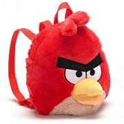 Angry Birds Red Bird Plush - Mochila, color Kids