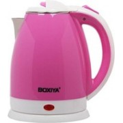 Online World (Pink, White) 1.8 litre Fast Electric Kettle(1.8 L, White, Pink)