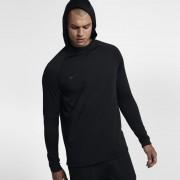 Nike Felpa da calcio pullover con cappuccio Nike Dri-FIT Academy - Uomo - Nero