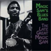 Video Delta Magic Sam Blues Band - Late Great Magic Sam - CD