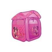 Barraca Portátil Cabana Tenda Infantil Princesa Minnie