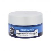 Nivea Men Original Intensive Moisturising Cream crema giorno per il viso per pelle secca 50 ml uomo scatola danneggiata