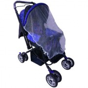 Oh baby baby Full Size Stroller Pram With 8 Wheels And Mosquito Net For Your Kids SE-PR-09