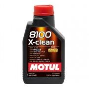 MOTUL 8100 X-clean 5W-40 1L motorolaj