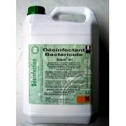 Nobactel Vert Nettoyant Désinfectant norme 1275 et 1276 5 L