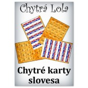 Chytrá Lola - Chytré karty - Angličtina nepravidelná slovesa (CK07)