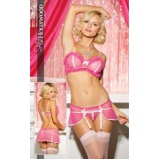 Sexigt Rosa Set XL