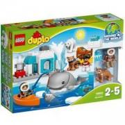 Конструктор ЛЕГО ДУПЛО-АРКТИКА, LEGO DUPLO Arctic, 10803