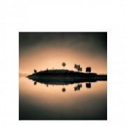 SUNSET ISLAND - GN7474, 100x100