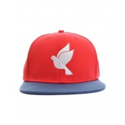 Galagowear Save Us Combo Snapback Red/Navy