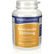 Simply Supplements Echinacee-3200mg - Large