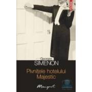 Pivnitele hotelului majestic - Georges Simenon
