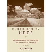 Surprised by Hope Participant's Guide: Rethinking Heaven, the Resurrection, and the Mission of the Church, Paperback/N. T. Wright