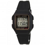 Reloj Casio F-201WA-9A -Negro