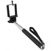 Muvit monopod selfie stick zwart