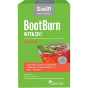SlimJOY BootBurn INTENSIVE Fatburner Getränk. Pfirsichgeschmack.15 Beutel