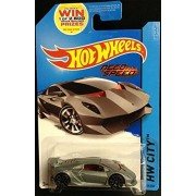 HOT WHEELS LAMBORGHINI SESTO ELEMENTO NEED FOR SPEED SERIES DIE-CAST COLLECTIBLE, HOT WHEELS NEED FO