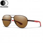 Smith Sluneční brýle Smith Salute matte brown