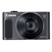 Canon Cámara Digital PowerShot SX620 HS, 20.2MP, Zoom Óptico 25x, Negro